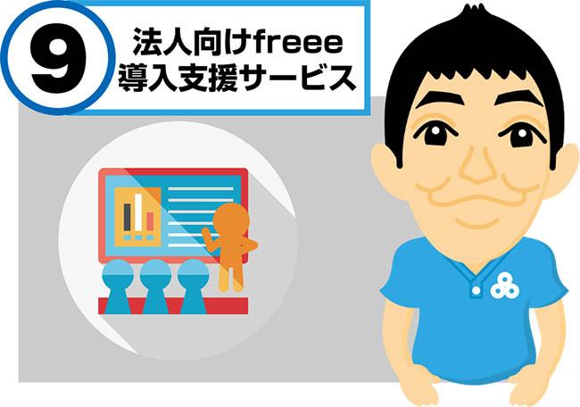 freee法人向け導入サポート図解9