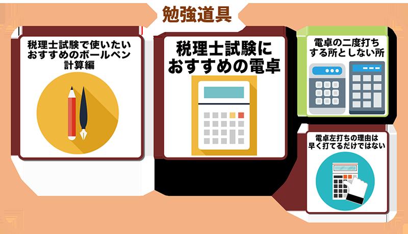 12税理士試験の勉強方法体系図