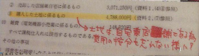 160税理士試験消費税法ミスノート